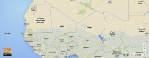 Mali- GoogleMaps